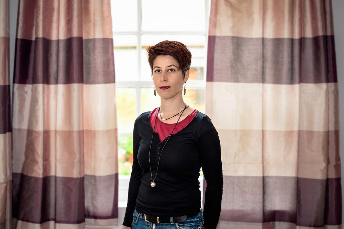Maria Domenica Arcuri, Hackney, London, (ENG) 2016.