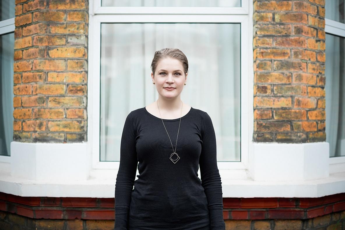 Antonia Dawes, Brixton, London (ENG) 2016.