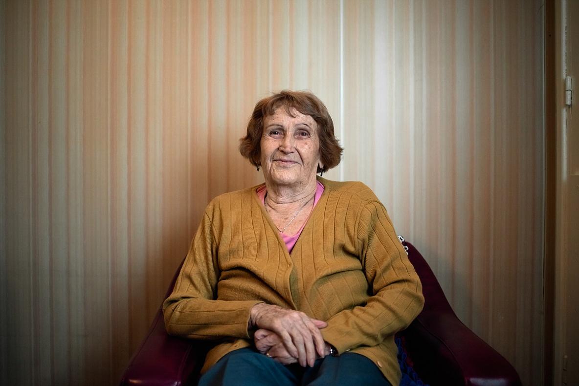 Elsa Gasparinetti, La Plata, (ARG) 2016.
