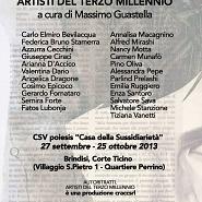 Autoritratti  Artisti del terzo millennio