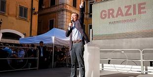 (2013) Ignazio Marino Mayor of Rome
