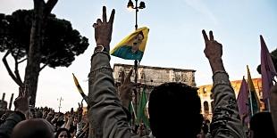 (2012) Kurdish refugees in Rome