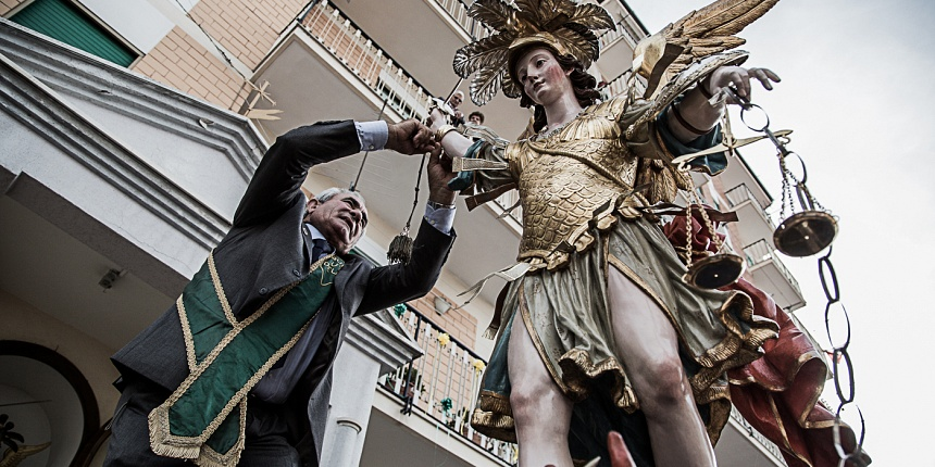 San Michele Arcangelo Sala Consilina