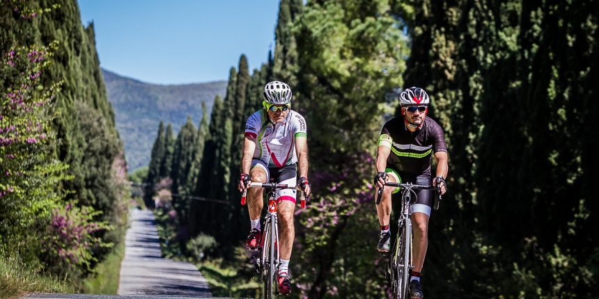 Salvapiano Bike Holiday Ranch - Member of Italy Bike Hotels