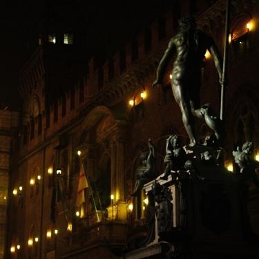 Bologna - Presidio per il Cile contro Pinera in Piazza del Nettuno- 29/10/19