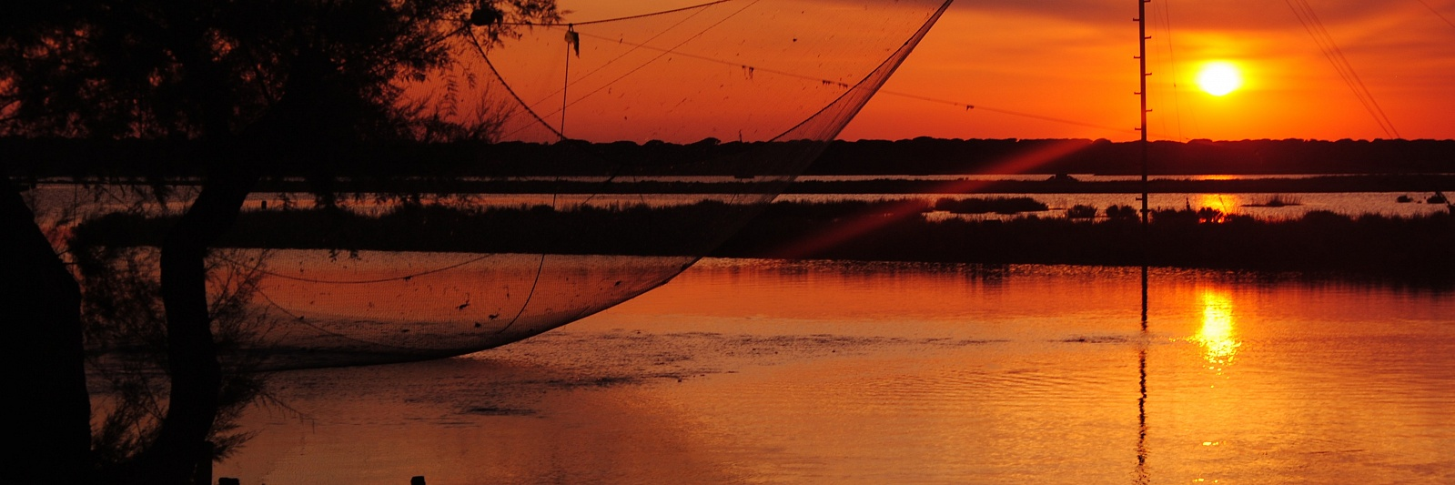 Pesca e Tramonto - Piallassa Story