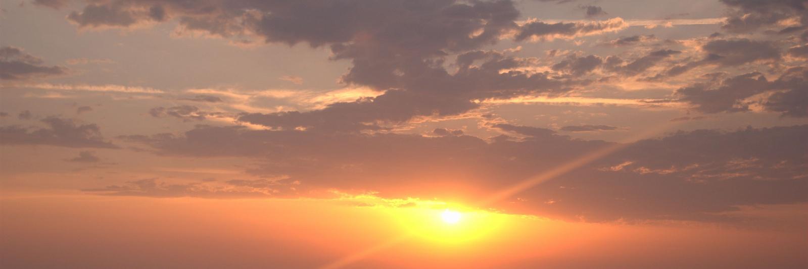 August's Dawn in Casalborsetti