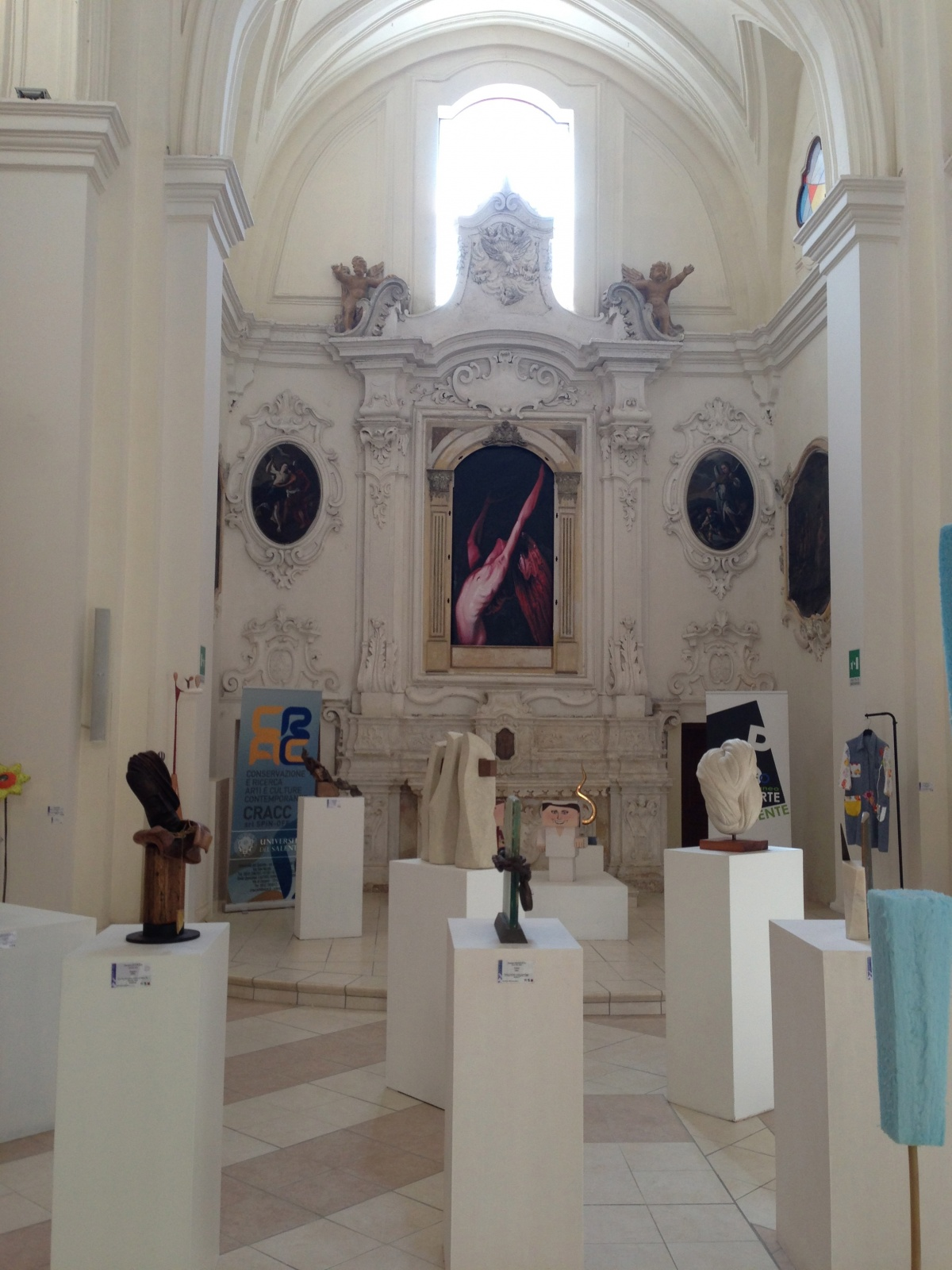 MAP  Museo dell'Arte Presente  (Brindisi)
