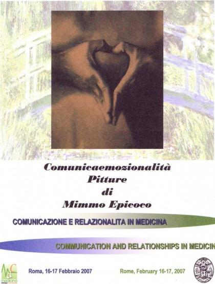 Comunicaemozionalità Auditorium Università  La Sapienza  Roma
