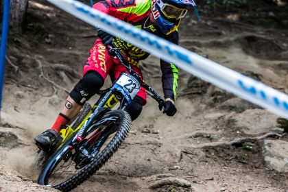 Coppa del mondo Downhill in Val di Sole 2015
