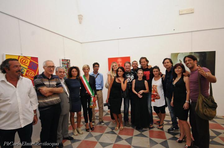 PERCORSI ARTISTICI SALENTI (2011) Museo Pietro Cavoti di Galatina (Lecce)